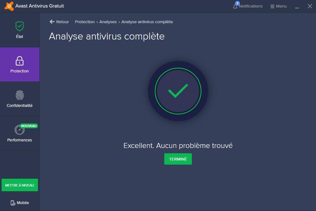Avast Antivirus gratuit