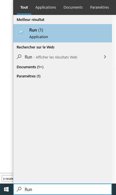 Comment trouver l'adresse IP de mon routeur