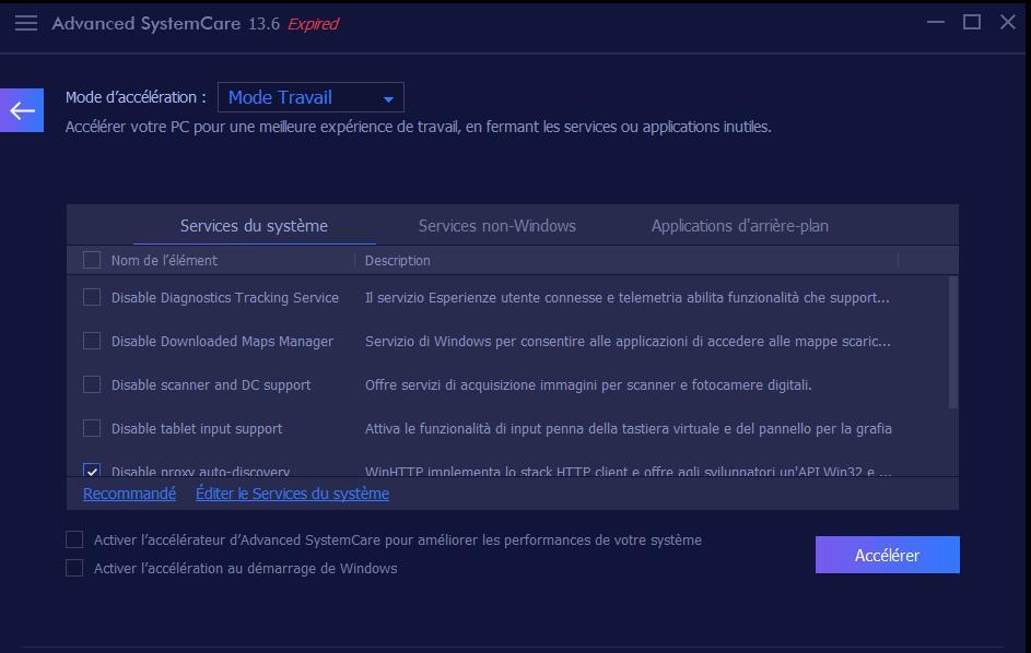 Advanced SystemCare 13 Pro