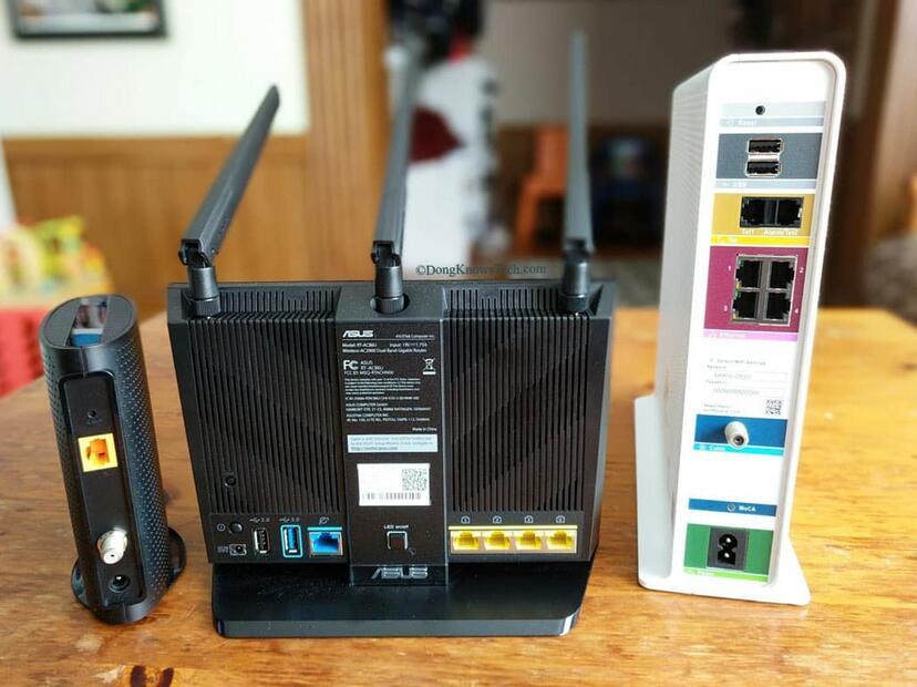 Modem vs. Routeur vs. Gateway