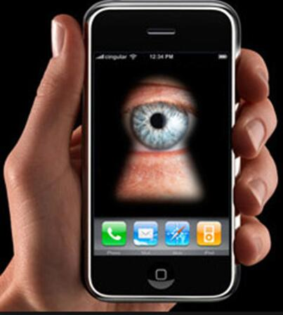 Logiciel Espion pour iPhone