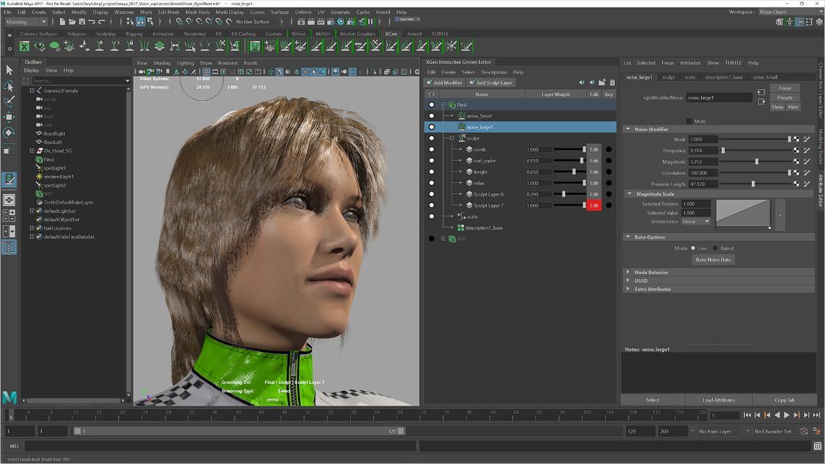 PC pour Rendu 3D
