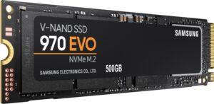 Samsung 970 Evo 500 Go